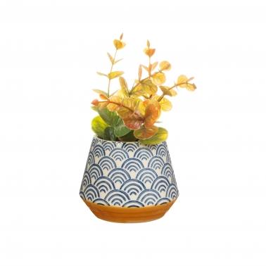 Tropical ananas oorbellen