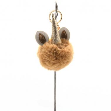 Speciale abstracte oorbellen met bolletjes