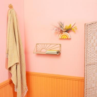 Oorbellen marmereffect +kleuren