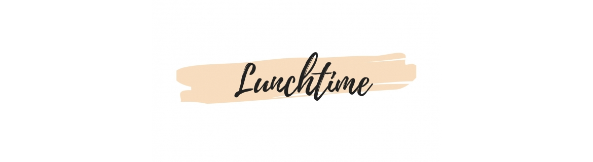 Lunchtime - sale